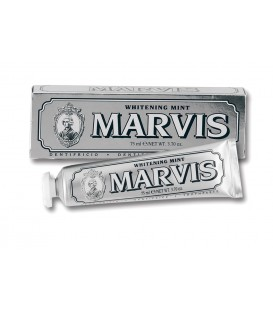 MARVIS DENTIFRICO WHITENING MINT 75ml.