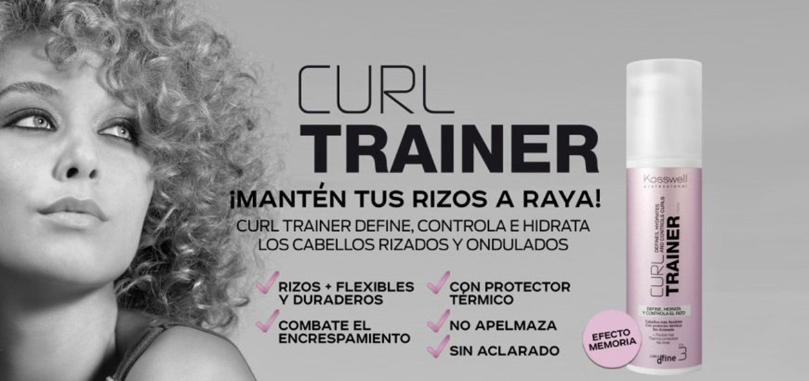 kosswel curl trainer